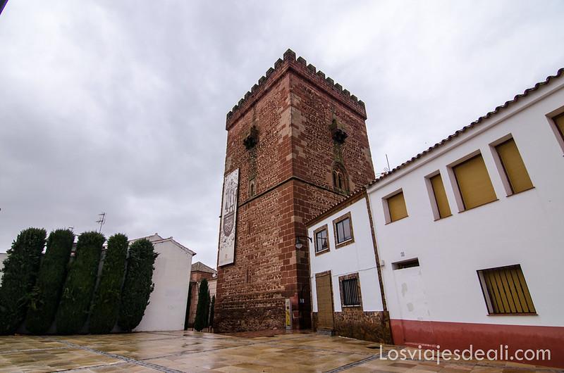 torreón del prior en Alcázar de San Juan