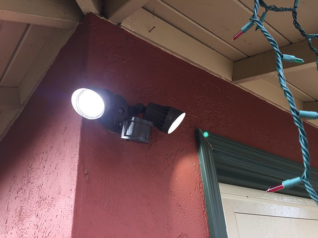 LED Project - Garage light
