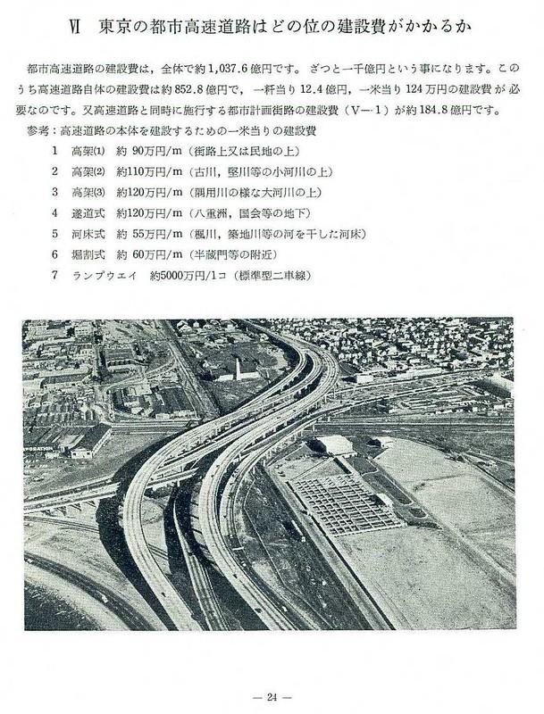 東京都市高速道路の建設について (25)