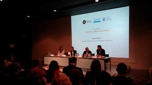 20161119 Presentació del llibre Yonkis del dinero de Sergi Castillo al MuVIM.