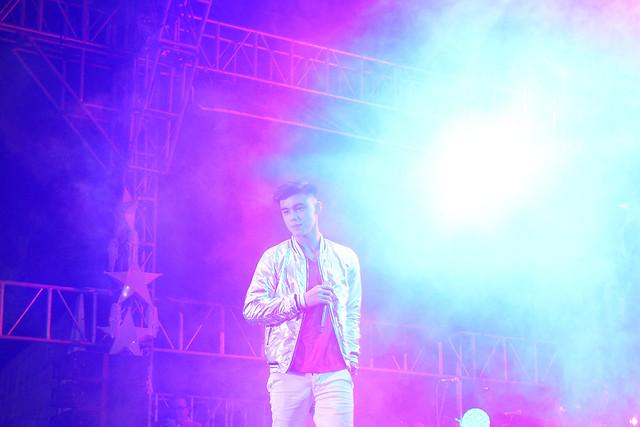 Coke Cola Tagahatid Pasko Christmas Concert Duane Bacon Bailey May