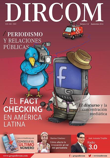 Revista DIRCOM Nº 112
