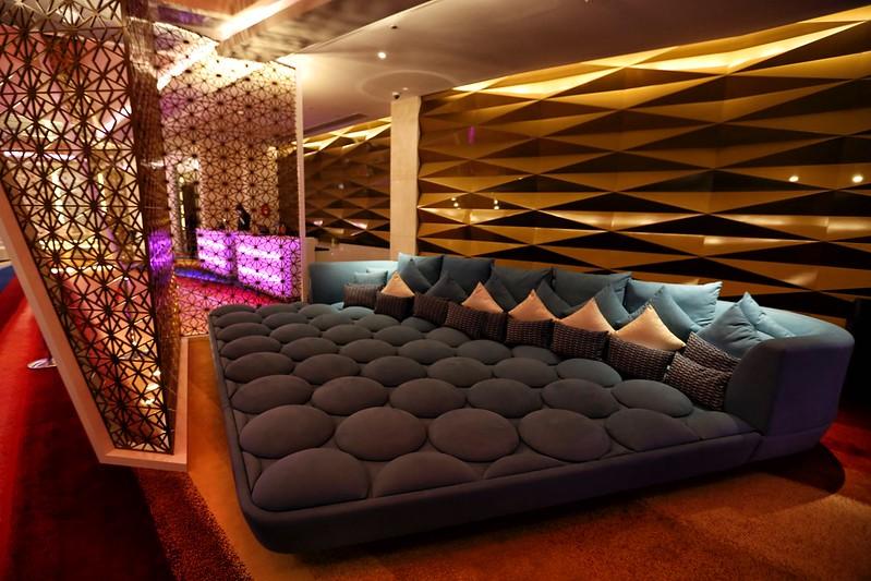 W Dubai Al Habtoor City lounge bar