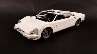 1966 Ferrari 365P Tre Posti