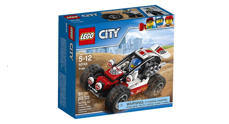 LEGO City Buggy (60145)