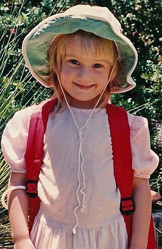 Fiona Weaver started pre-primary school in 1994