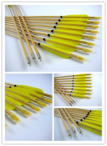 cheap wooden arrows