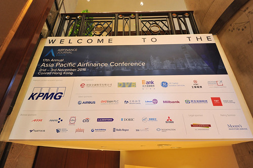 17th Asia Pacific Airfinance Conference | Day 1