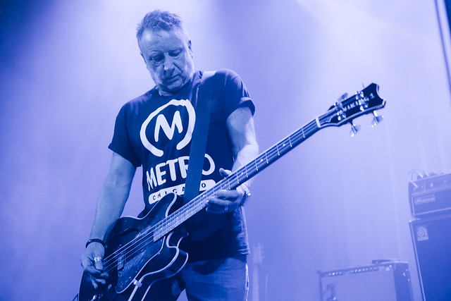 Peter Hook and The Light @ Howard Theatre, Washington DC, 11/23/2016