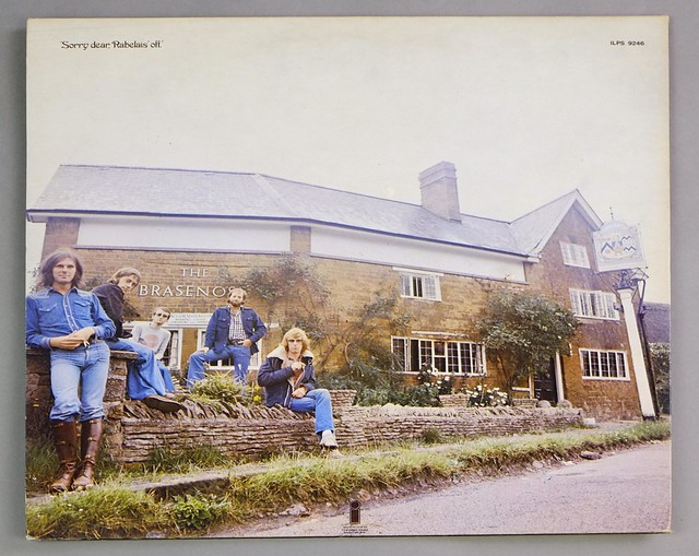 "FAIRPORT CONVENTION NINE FOC 12"" LP VINYL"