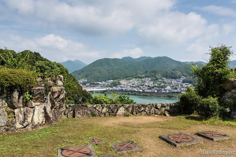 Antiguo castillo de Shingu
