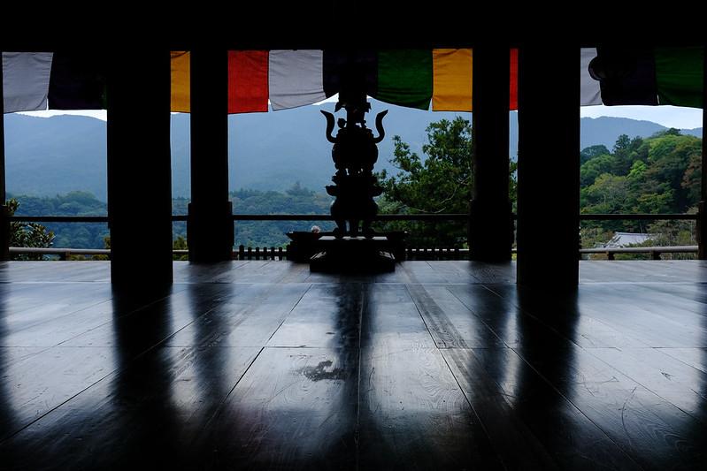 Hase-dera Temple (Nara, JAPAN)