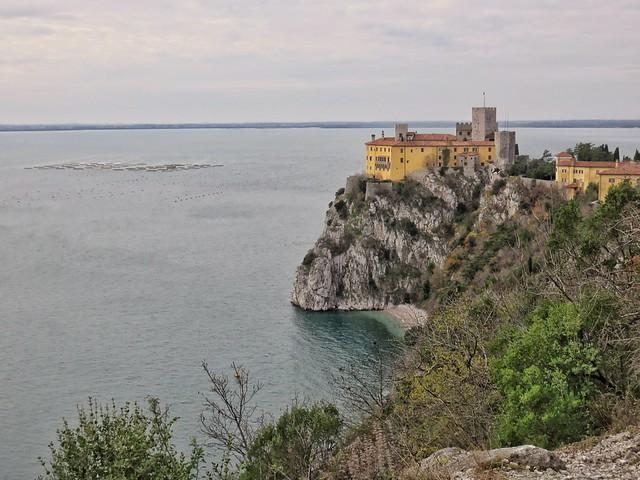 Castello di Duino, Trieste