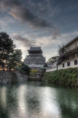 Kokura Castle on NOV 25, 2016 vol02 (1)