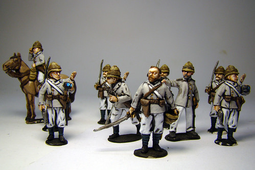 Perry Miniatures - British Heavy Camel Corps
