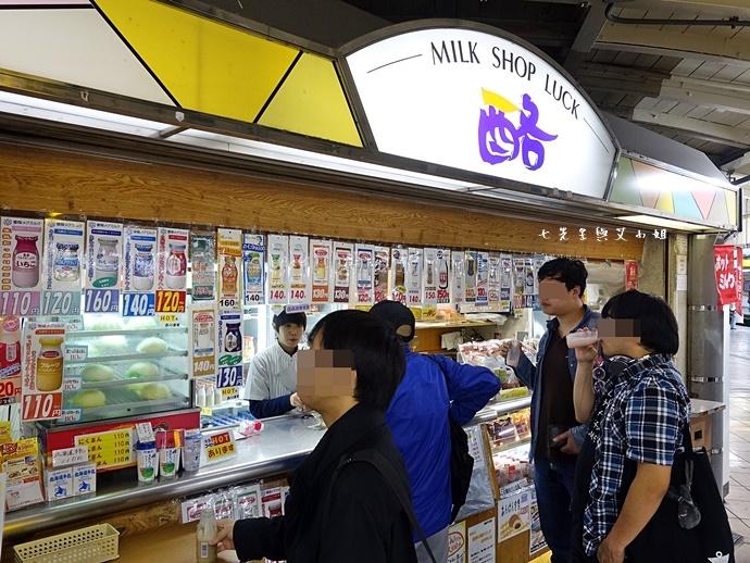 3 日本東京秋葉原酪MILK SHOP LUCK