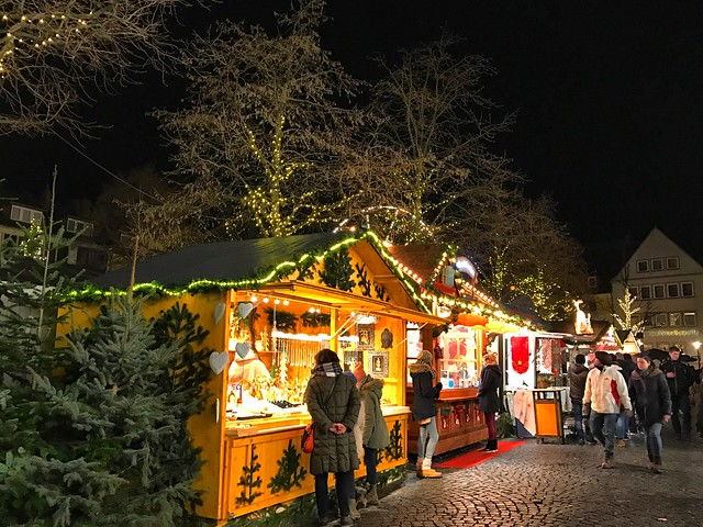 Hildesheim Christmas market Germany 80