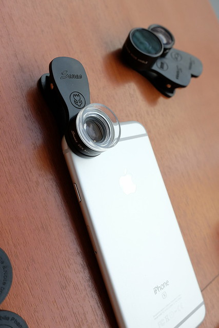 Seneo clip-on conversion lens 07