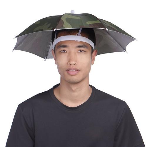 Gorra paraguas