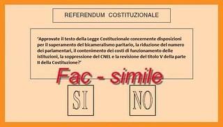 referendum costituzione