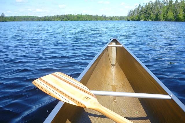BWCA paddling trip, June 2-4, 2016