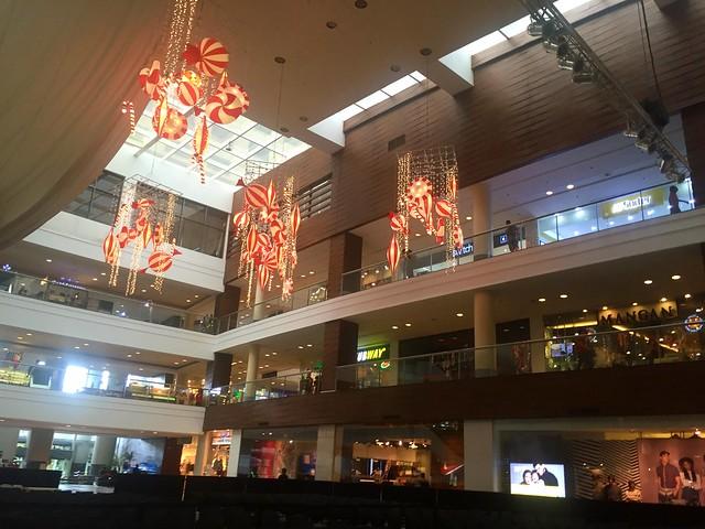 Christmas 2016 at Glorietta