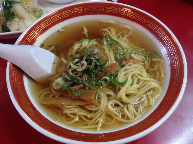 "The Chinese restaurant ""SANPONTEI"""