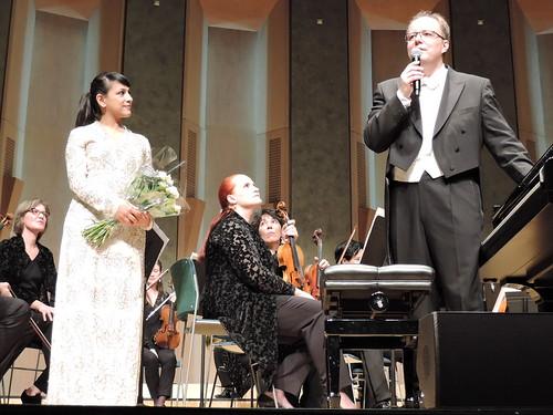 Shani Diluka et Nicolas Chalvin