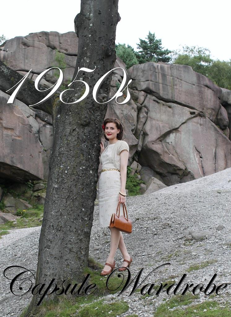 1950s Capsule Wardrobe
