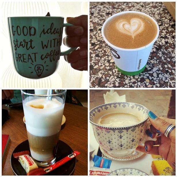 an ode coffee