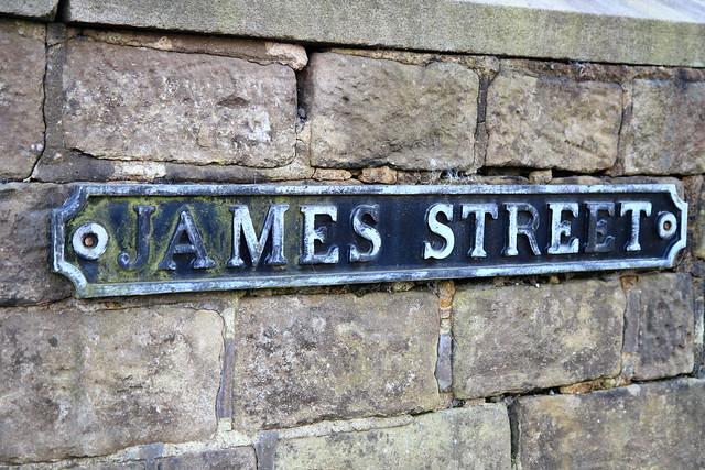 James Street, Blackburn