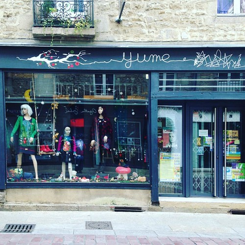 Joli magasin Grande rue, Alençon