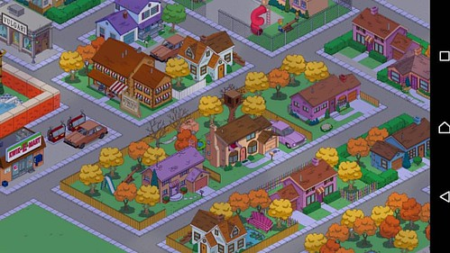 Revamping my Springfield.. #thesimpsons #tappedout #game