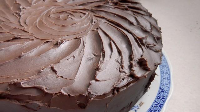 Fudge Cake 22