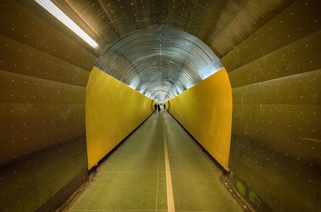 Stockholm Brunkeberg Tunnel
