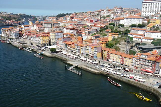 Porto - ponte Dom Luis  (3)