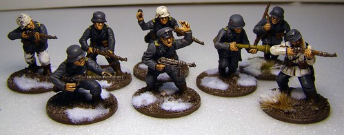Bolt Action - Luftwaffe Field Division