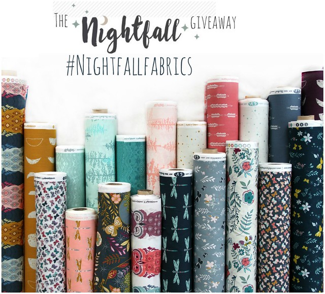 The Nightfall Giveaway!
