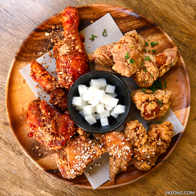 Doma Korean Fried Chicken