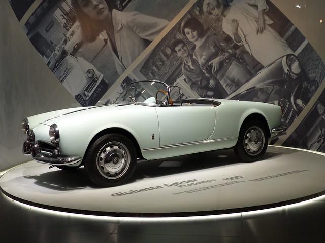 Alfa Romeo Museo Storico OCT 2015