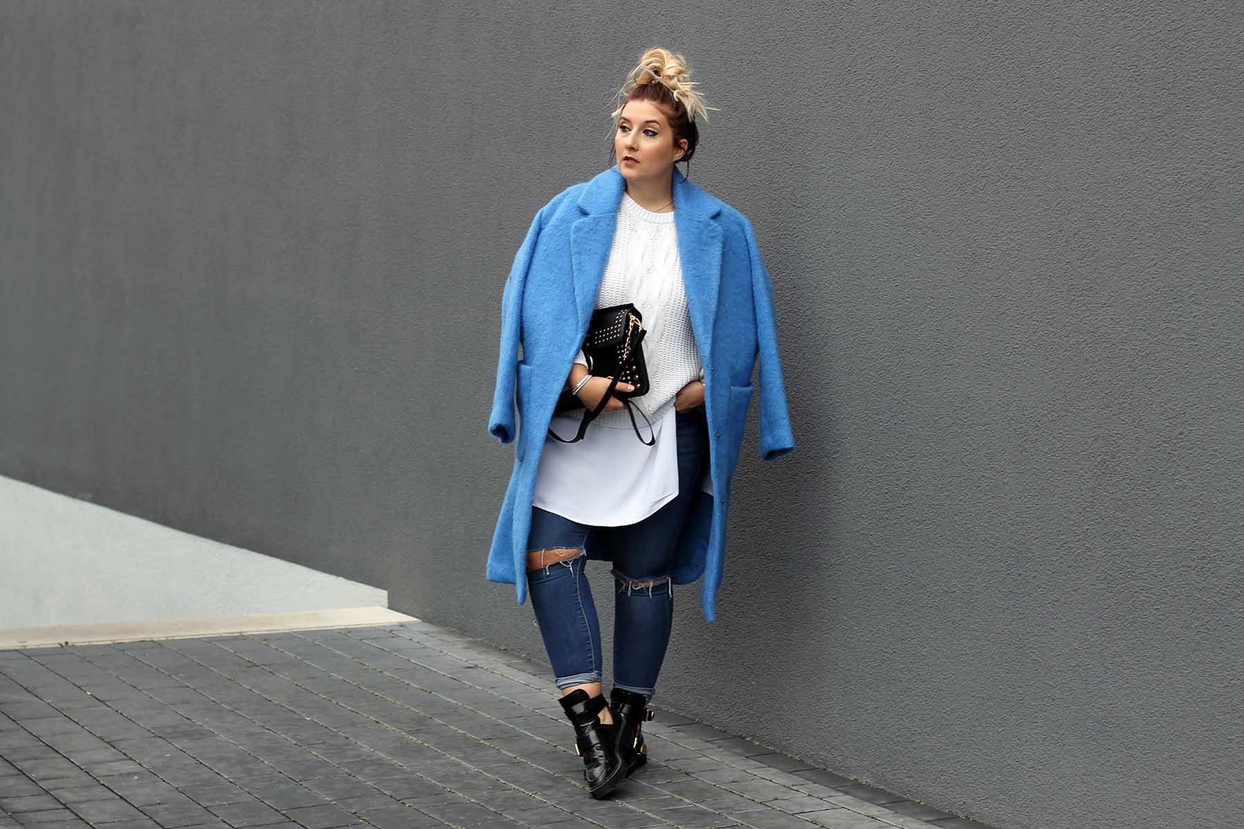 outfit-look-style-modeblog-fashionblog-blauer-mantel-jeans-balenciaga-lookalike-boots-chloe10
