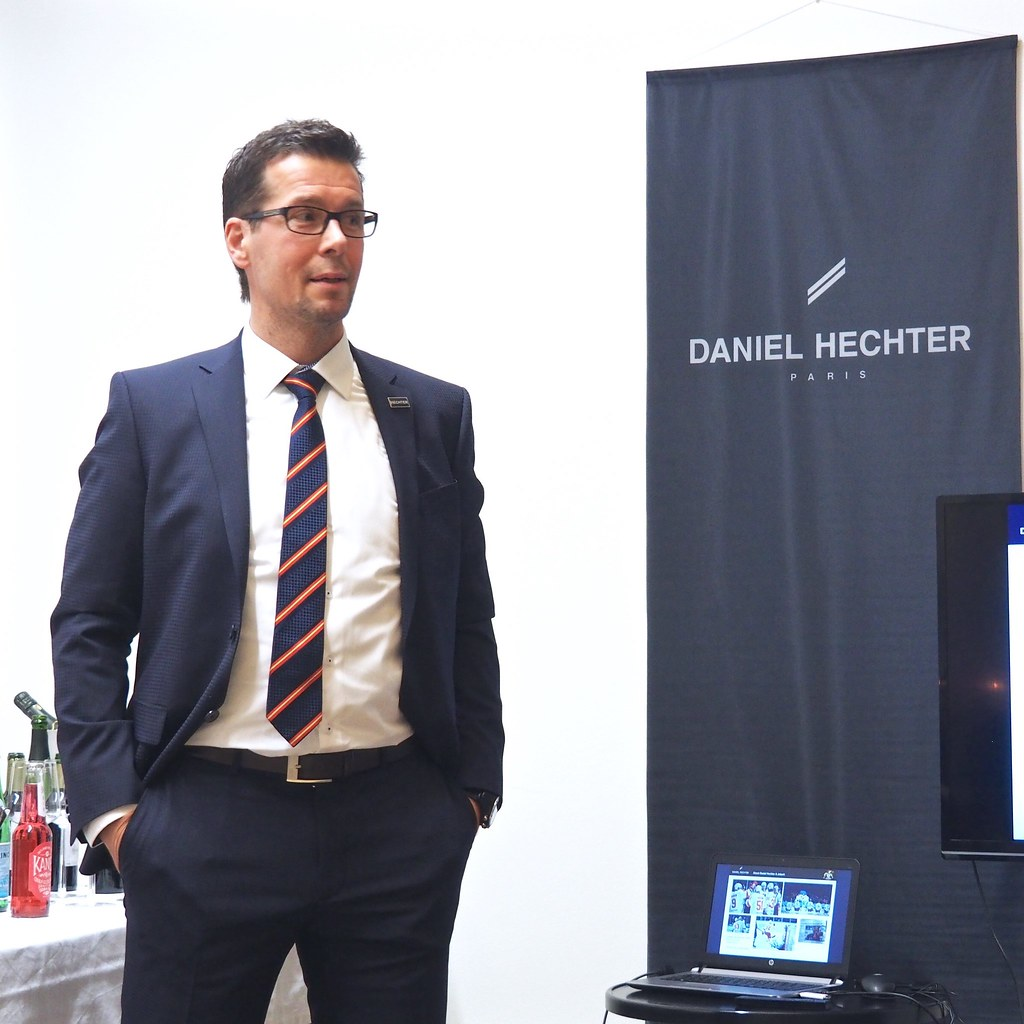 Markus Ketterer Daniel Hechter puvussaan