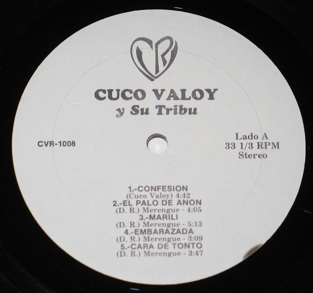 CUCO VALOY Y SU TRIBU SALSA MERENGUE