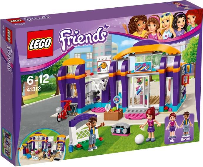 LEGO Friends 2017 - Heartlake Sports Center (41312)