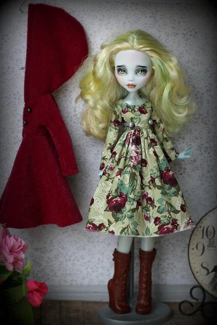 vintage roses set