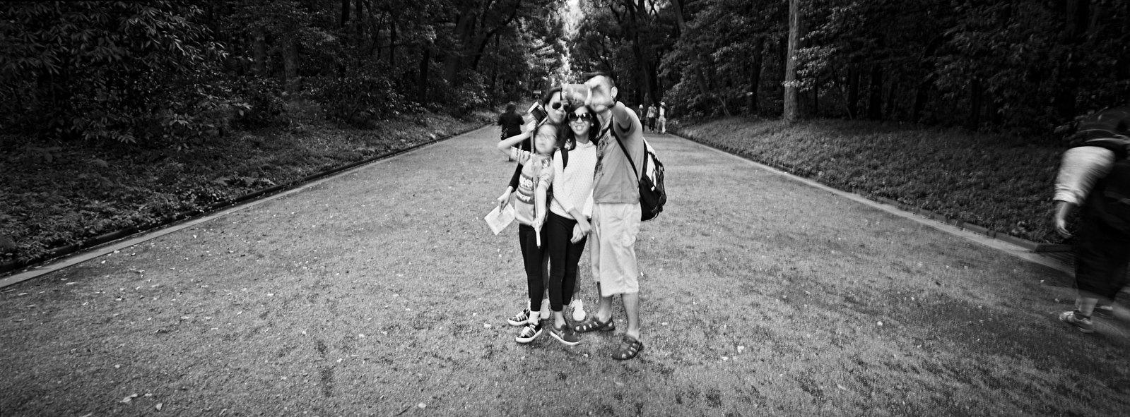 Yoyogi Group Selfie