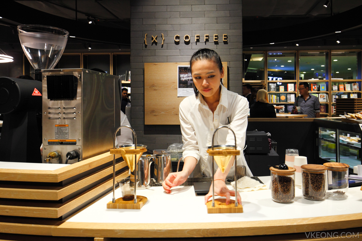 ISETAN The Japan Store - X Coffee Cafe