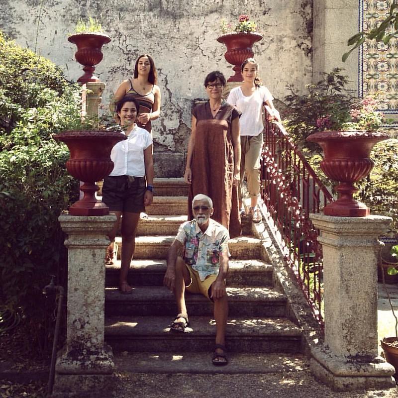 A última foto de família