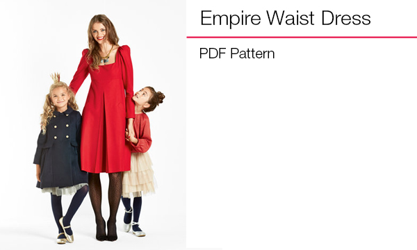 Empire Waist Dress