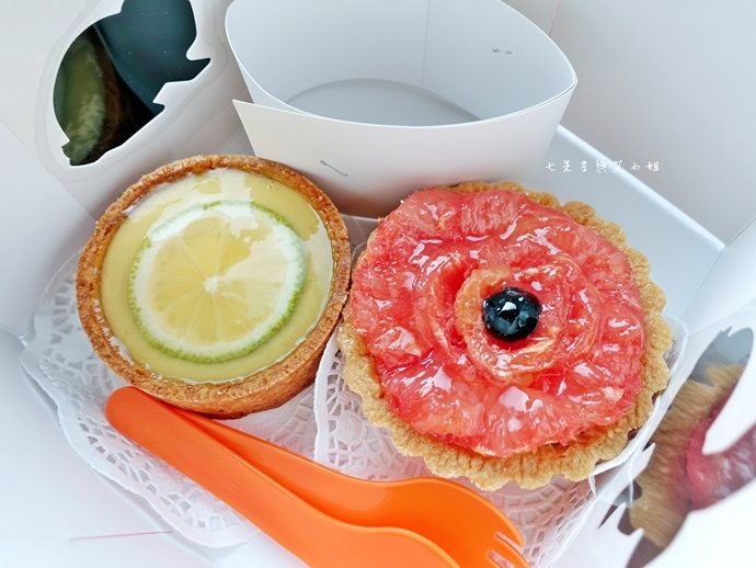 28 Bonnie Sugar 台北 師大商圈 手做甜點 水果塔 水果派